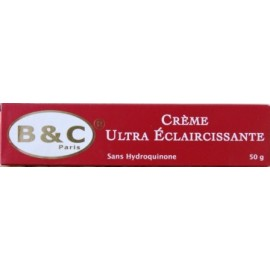 B&C Paris Ultra lightening cream