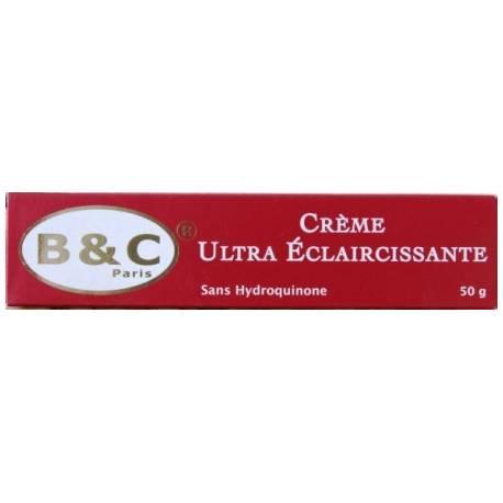 B&C Paris Ultra lightening cream