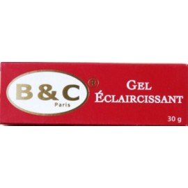B&C Paris lightening gel