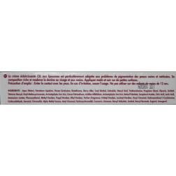 CBL Crème éclaircissante aux liposomes