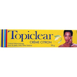 Topiclear lemon cream