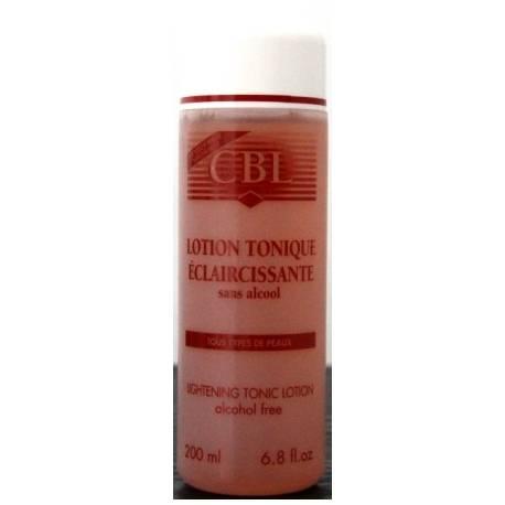 CBL lotion tonique éclaircissante sans alcool