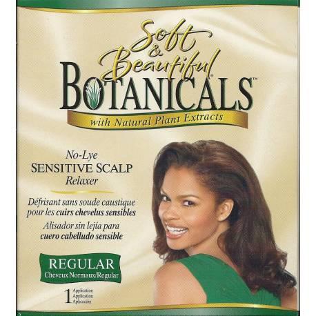 Défrisant Sans Soude Femme Botanicals