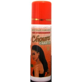 Choura carotte lightening body oil