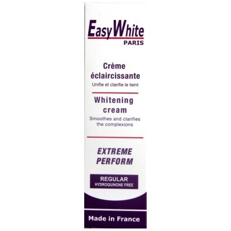 Easy White Paris - Whitening cream