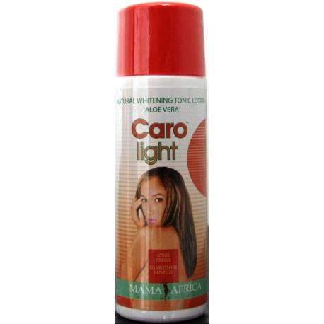 Caro Light Mama Africa Natural whitening tonic lotion