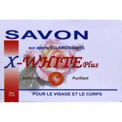 X-WHITE savon aux agents éclaircissants
