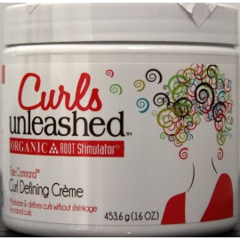 ORS Curls unleashed Curl defining crème