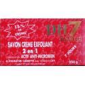 DH7 Rouge exfoliating cream soap 2 in 1