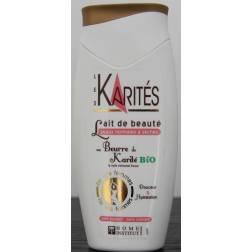 Les Karités Beauty milk with organic shea butter