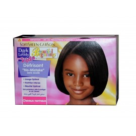 Softsheen Carson Dark and Lovely Beautiful Beginnings Kids Défrisant Sans Soude pour enfants
