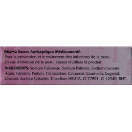 Niuma Medicated Antiseptic Soap