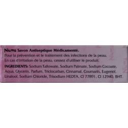 Niuma savon antiseptique médicamenté