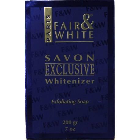 Fair & White Exclusive Whitenizer Savon