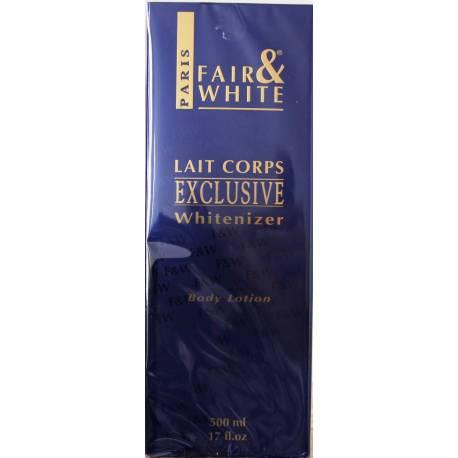 Fair&White Exclusive Lait pour le corps