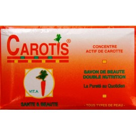 CAROTIS beauty soap double nutrition