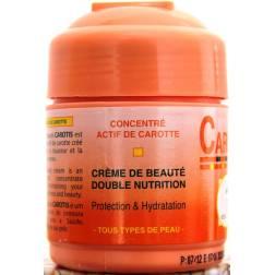 CAROTIS crème de beauté double nutrition