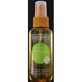 Evoluderm Beauty oil with sweet almond