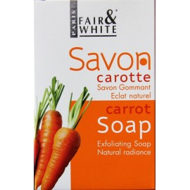 Fair&White carrot soap