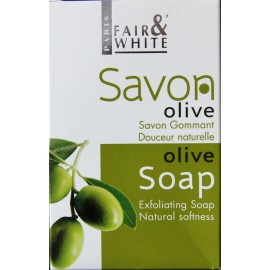 Fair&White olive soap