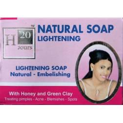 H20 Jours savon naturel éclaircissant