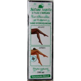 Nature Secrète Lightening Moisturizer Body Lotion