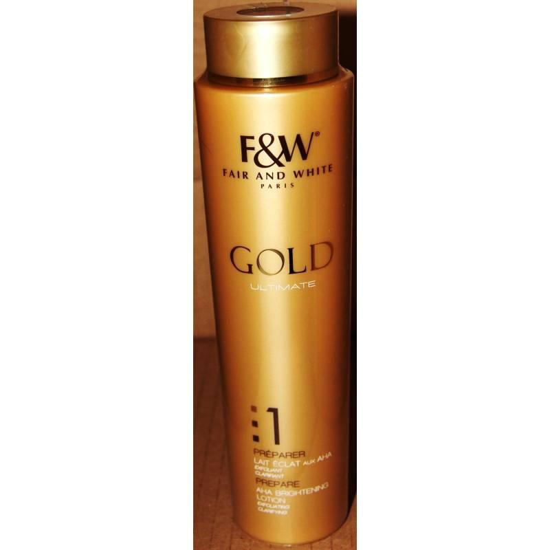Senka White Beauty Lotion Ii Review: Fair&White Gold AHA Brightening Lotion