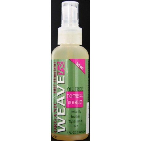 ORGANIC ROOT Stimulator Weave RX Tightness and Itch relief