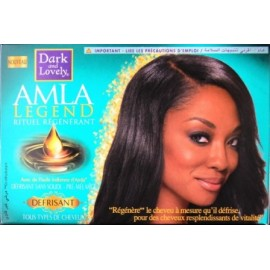 Dark and Lovely - Amla Legend - Défrisant