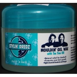 Stylin'dredz mouldin'gel wax