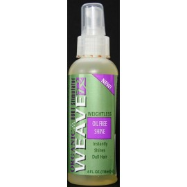 ORS Weave RX Oil Free Shine - spray brillance sans huile