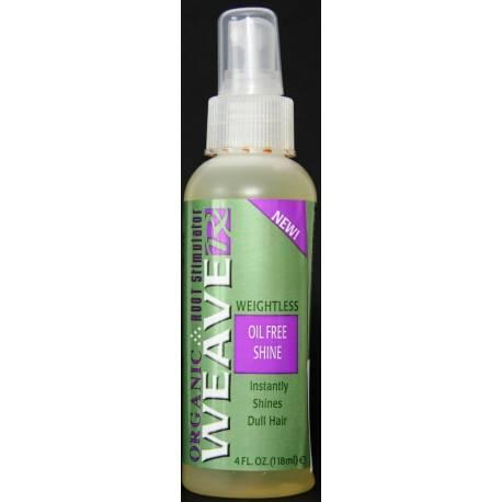 Organic Root Stimulator Weave RX Oil Free Shine - spray brillance sans huile
