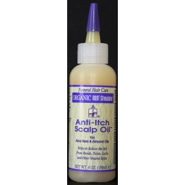 ORGANIC ROOT Stimulator Anti-Itch Scalp Oil - huile anti-démangeaisons