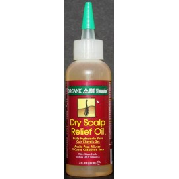 ORS huile hydratante pour cuir chevelu sec