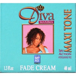Diva Maxima Maxi Tone crème éclaircissante
