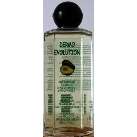 Dermo Evolution lightening oil with avocado