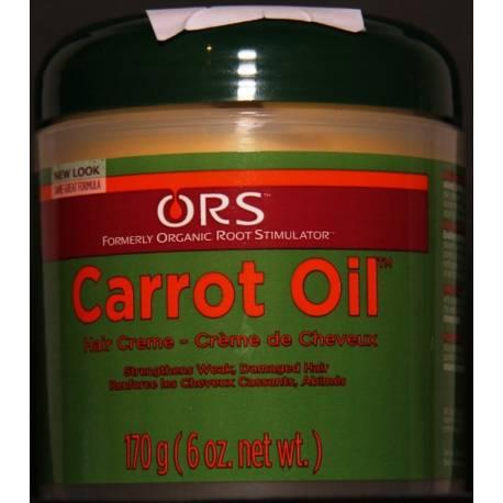 ORGANIC ROOT Stimulator Carrot oil - crème pour cheveux