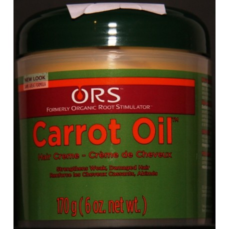 ORGANIC ROOT Stimulator Carrot oil - hair creme