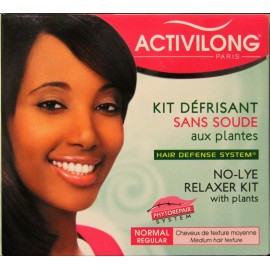 Activilong No-lye relaxer kit