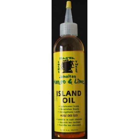 Jamaican Mango and Lime Island oil - huile des îles