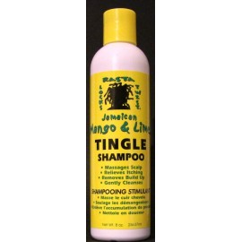 Jamaican Mango and Lime Tingle shampoo - shampooing stimulant