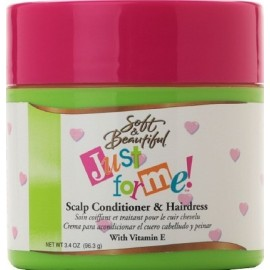 Soft and Beautiful - Just for me! -  Scalp conditioner & hairdress