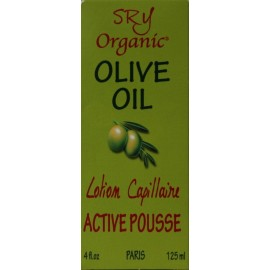 SRY Organic Olive Oil Active Pousse Hair lotion