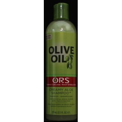 ORS Olive Oil creamy Aloe Shampoo - shampooing crémeux à l'aloe vera et l'huile d'olive