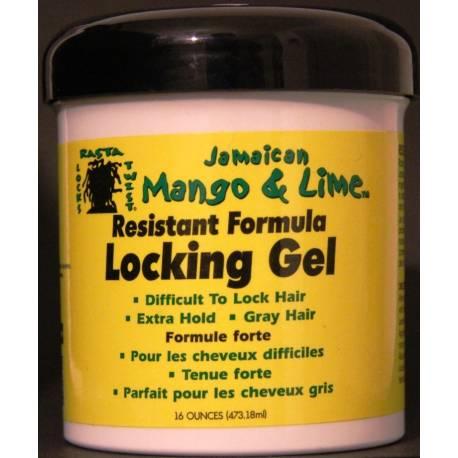 Jamaican Mango & Lime Locking gel
