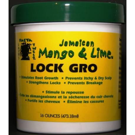 Jamaican Mango & Lime Lock gro - crème fortifiante