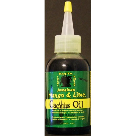 Jamaican Mango and Lime Cactus oil - huile cactus