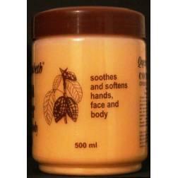Queen Elisabeth Cocoa butter - crème au beurre de cacao