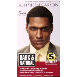 Softsheen-Carson Dark and Natural coloration permanente