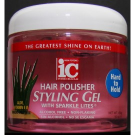 Fantasia IC Hair Polisher Styling gel Hard to hold - gel coiffant fixation forte